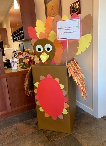 Windere Property Management Food Drive